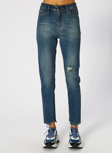 T-Box Jean Pantolon Mavi